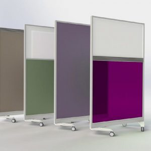 Skoot Freestanding Screen Divider