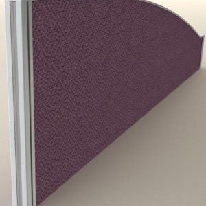 Trio Curve Arc Desktop Screen Divider