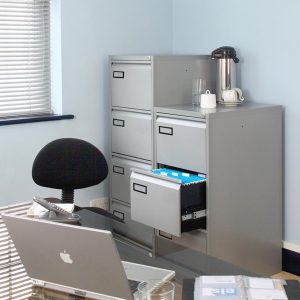 Bisley AOC Filing Drawer Cabinets
