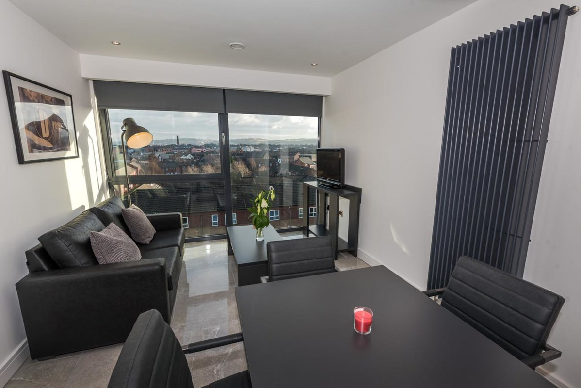 The Gallery Apartments Belfast Balmoral Contracts
