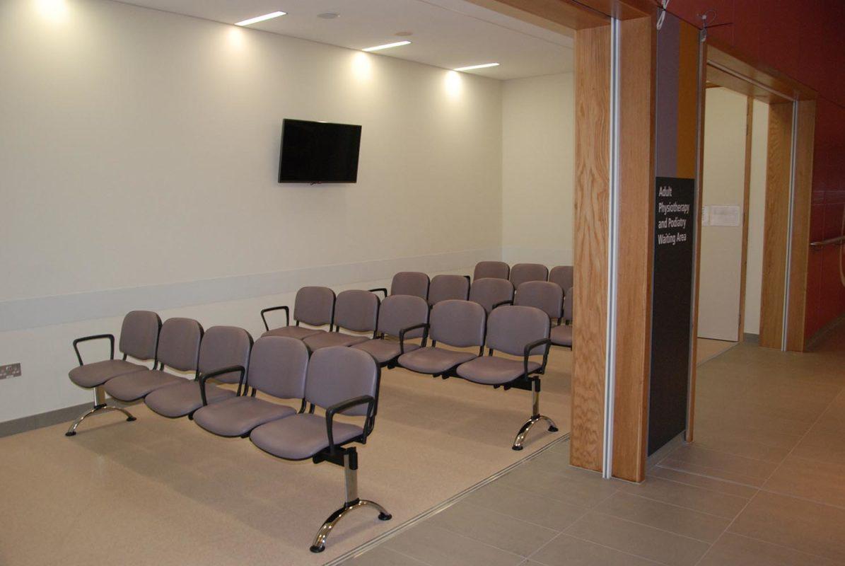 Ballymena Healthcare Centre Balmoral Contracts