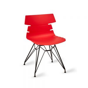 Hoxton Chair Red M Frame