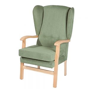 Julie chair with open sides