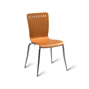 Mark Wooden Side Chair