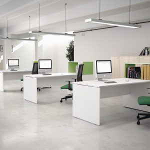 Panel End Desking