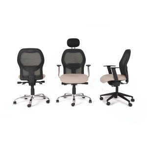 BAL804 Mesh Back Task Operator Seating