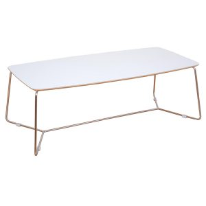 CT239 Coffee Table with Wire Frame