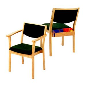 Malham Wooden Framed Chair