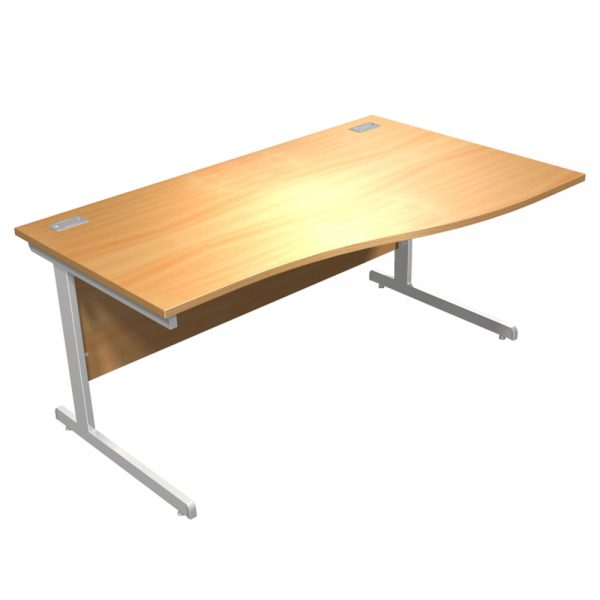 Wave Focus 100 Cantilever Desk