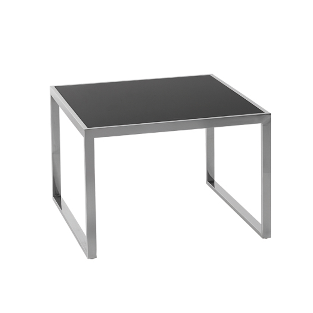 GL Black Glass Coffee Table