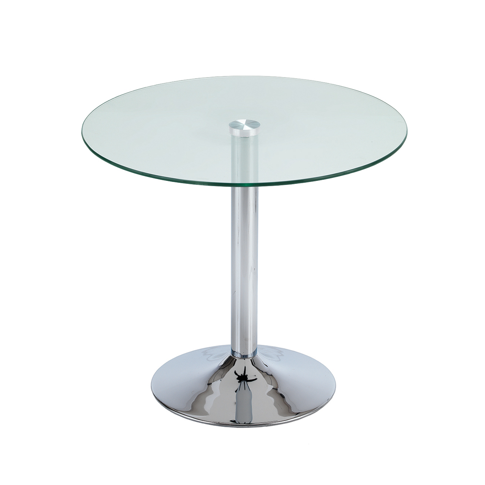 GL Clear Glass Coffee Table