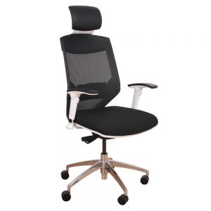 Vogue - Inner with White Backrest